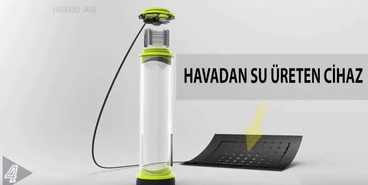 havadan su üretme cihazı