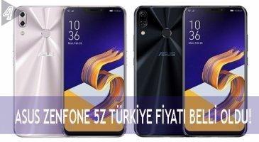 asus zenfone 5z fiyatı Türkiye
