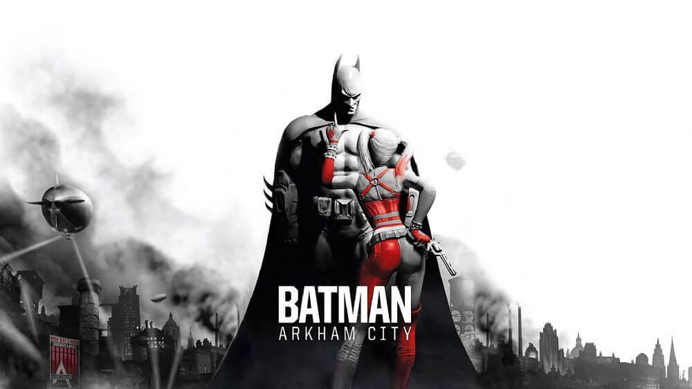 en iyi açık dünya oyunları - Batman arkham city