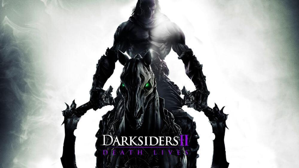 en iyi açık dünya oyunları - Darksiders 2