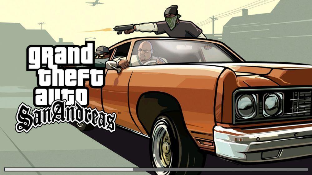 en iyi açık dünya oyunları - GTA San Andreas