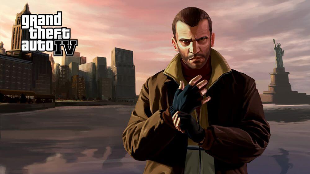 en iyi açık dünya oyunları - GTA4