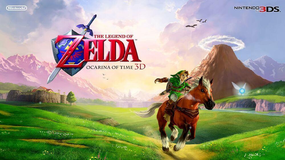 en iyi açık dünya oyunları - the legend of zelda