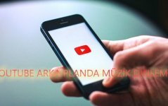 android ve iphone youtube arka planda video oynatma