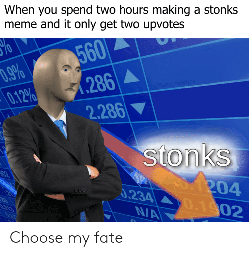 stonks memes nedir