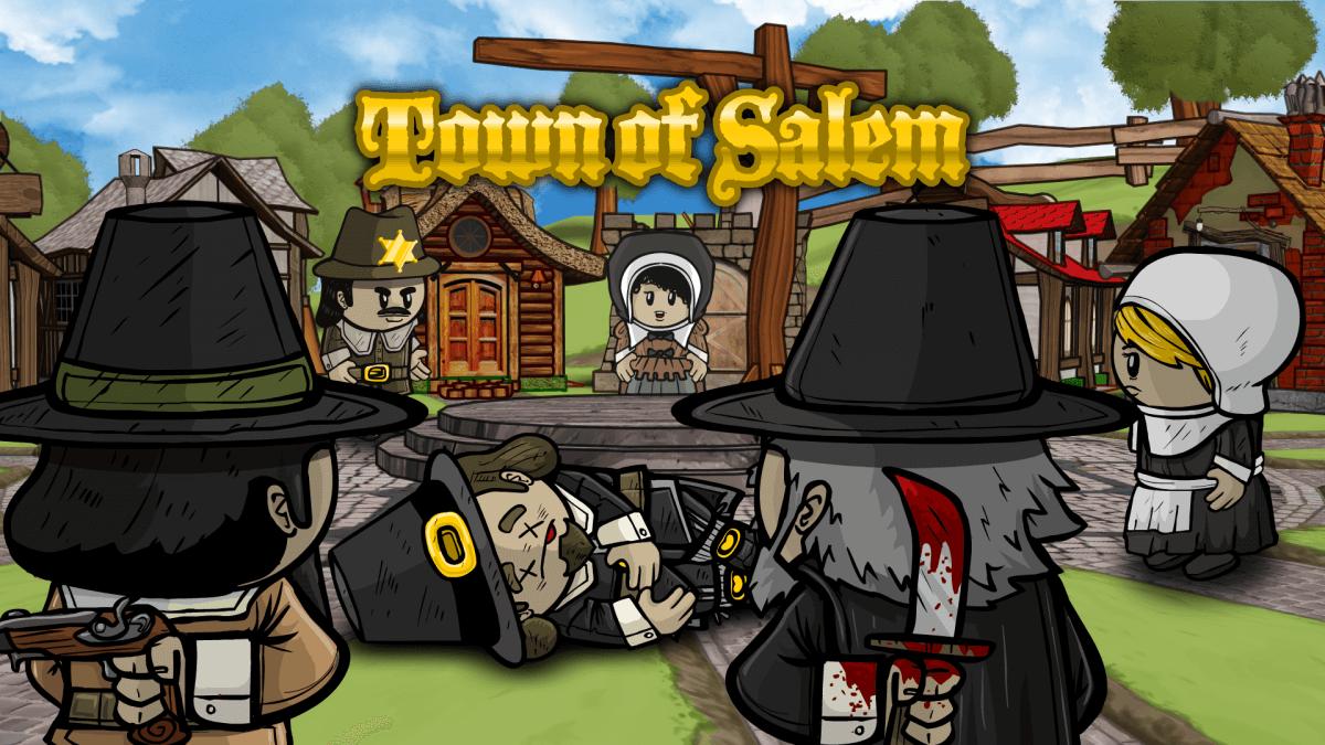 town-of-salem web online oyun