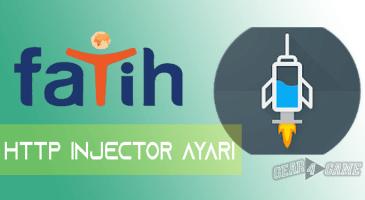 http injector ile fatih ağına bağlanma