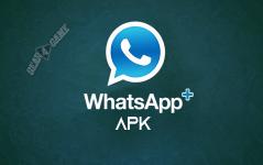 whatsapp plus apk indir