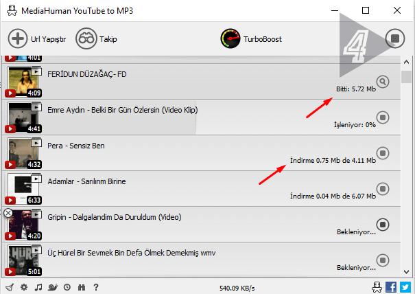 youtube şarkı listesi indirme mp3 2