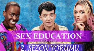 sex education 2. sezon yorumu