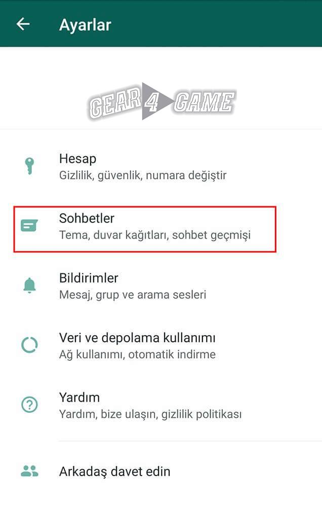 whatsapp karanlık mod whatsapp gece modu 2
