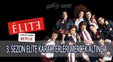 3. sezon elite karakterleri